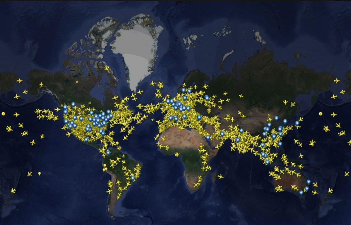 Air Traffic photo